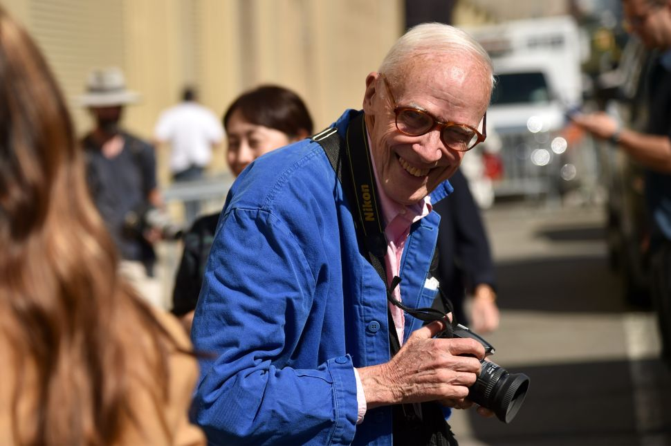 Thousands Sign Petition to Rename Midtown Street 'Bill Cunningham Corner'