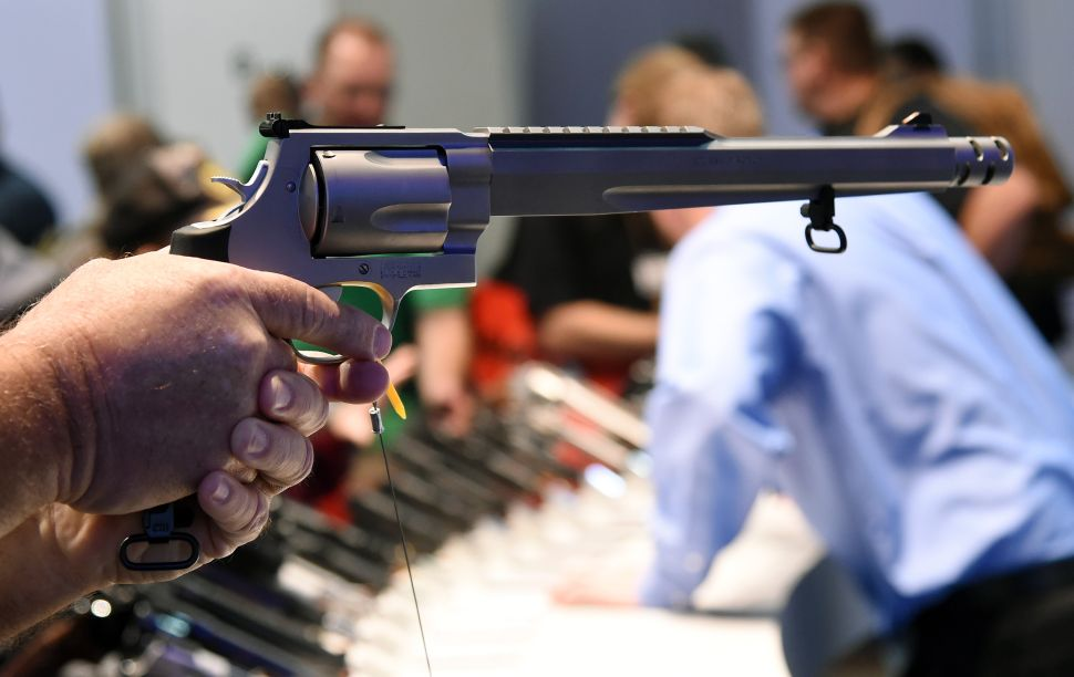 According to Gun Lobbyists, the Price of a Human Life Is About $36,905