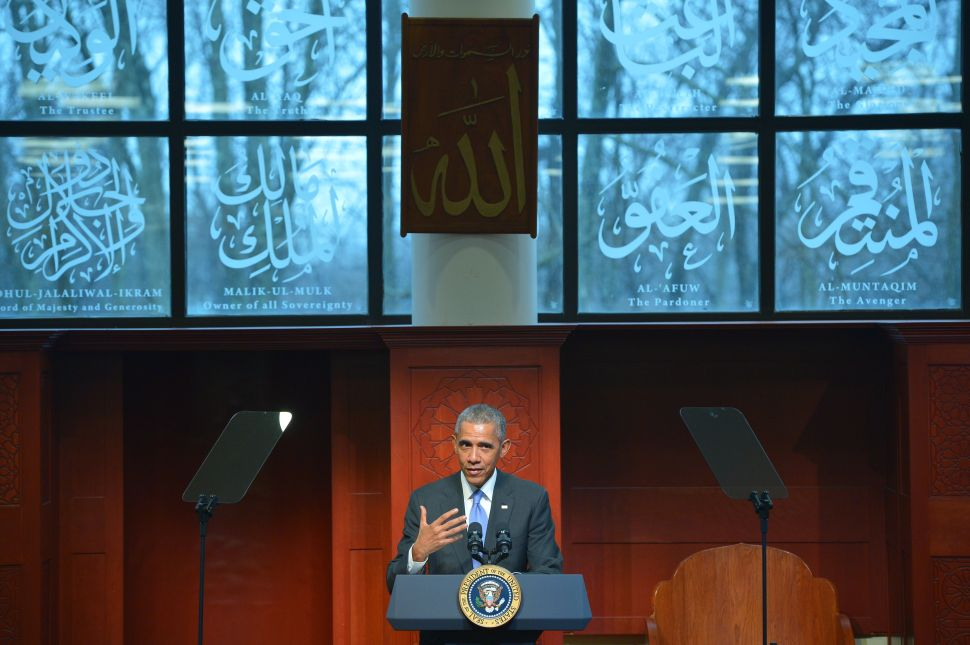 'No Doubt' President Obama Is a Muslim, Donald Trump's New York Campaign Chair Says