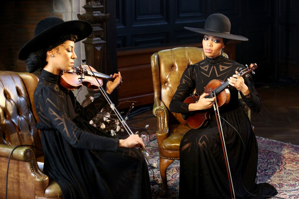 Chargaux Mix Classical and Hip-hop to Create a Genre All Their Own