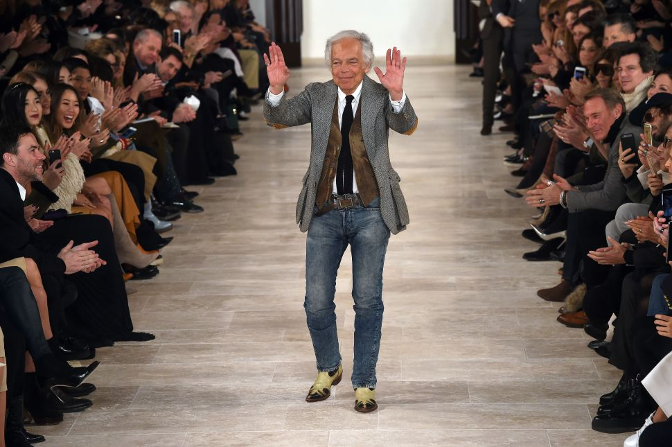 Everything You Need to Know About the Changes at Ralph Lauren