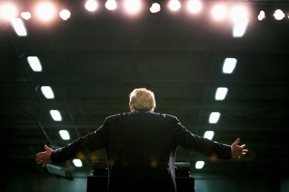 Underestimating Donald Trump—Again