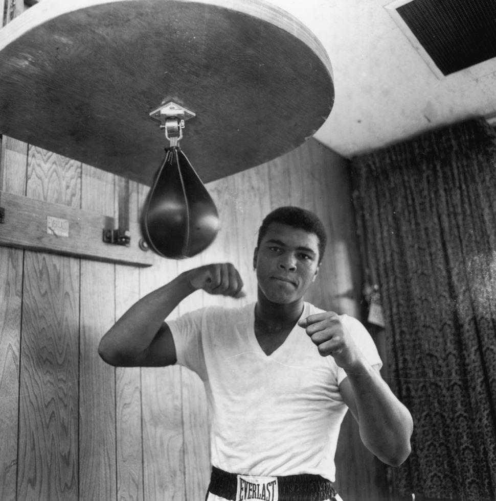 A Poem for Muhammad Ali