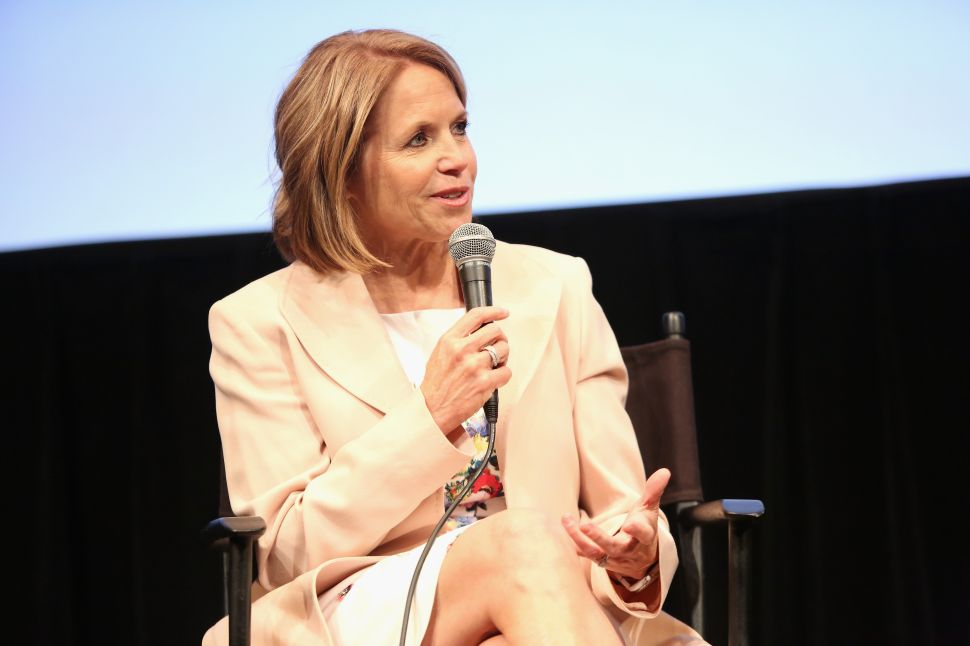 Under Erasure: Cute Katie Couric's Maculate Deception, State Dept Does Rosemary Woods