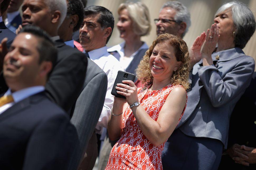 Debbie Wasserman Schultz's Payday Loan Flip-Flop Can't Save Her Job