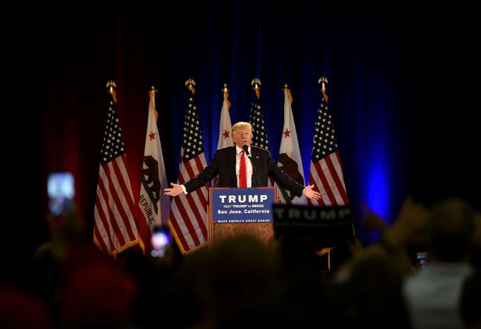 Donald Trump Has Finally Met His Match—Big-Name Writers