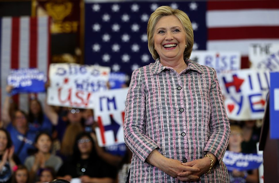 Hillary Clinton Will Win by a Landslide Against Donald Trump