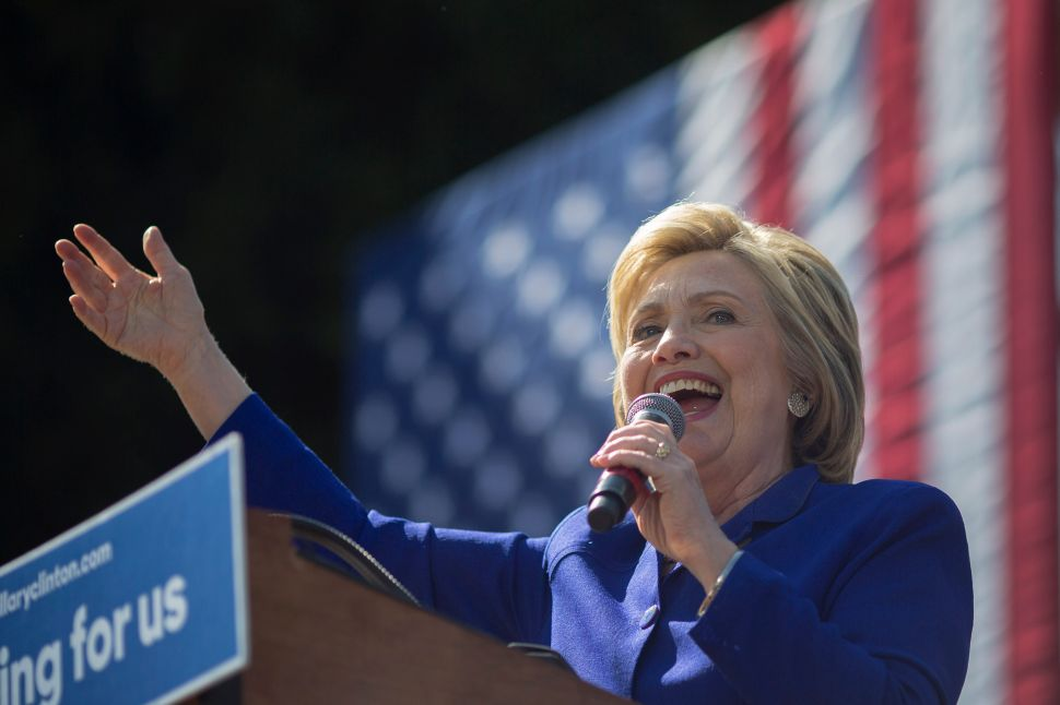 Hillary Clinton Celebrates Triumph Over Bernie Sanders With Brooklyn Bash