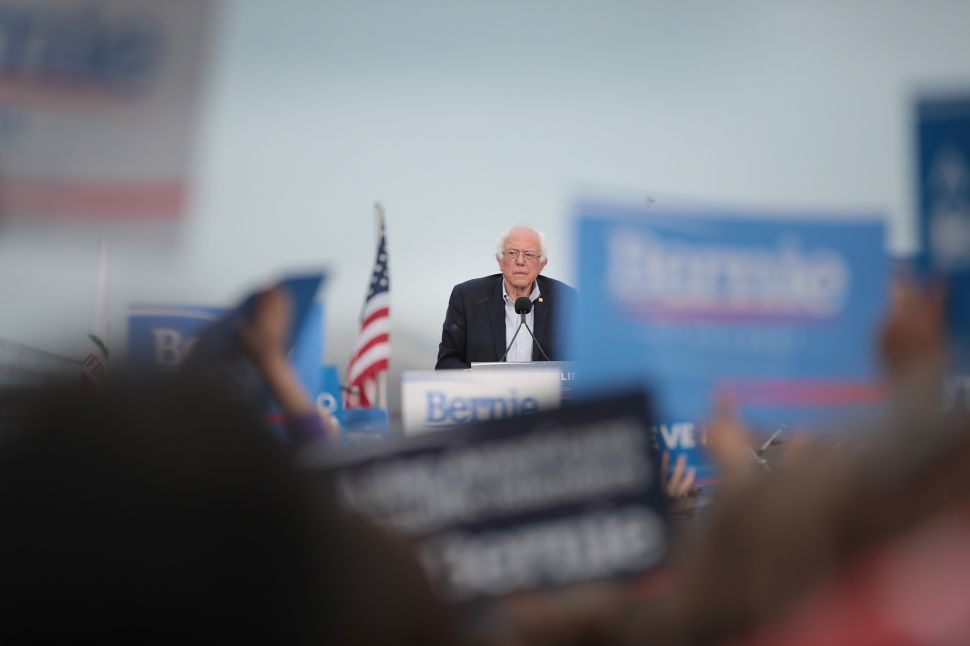 'The Struggle Continues': Bernie Sanders Vows to Stay in the Race