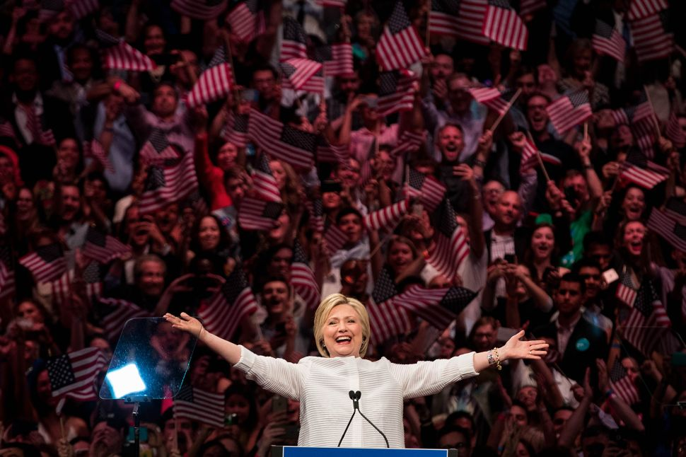 After Decades Vacuuming Up Dubious Donations, Clinton Suddenly Favors Campaign Finance Reform
