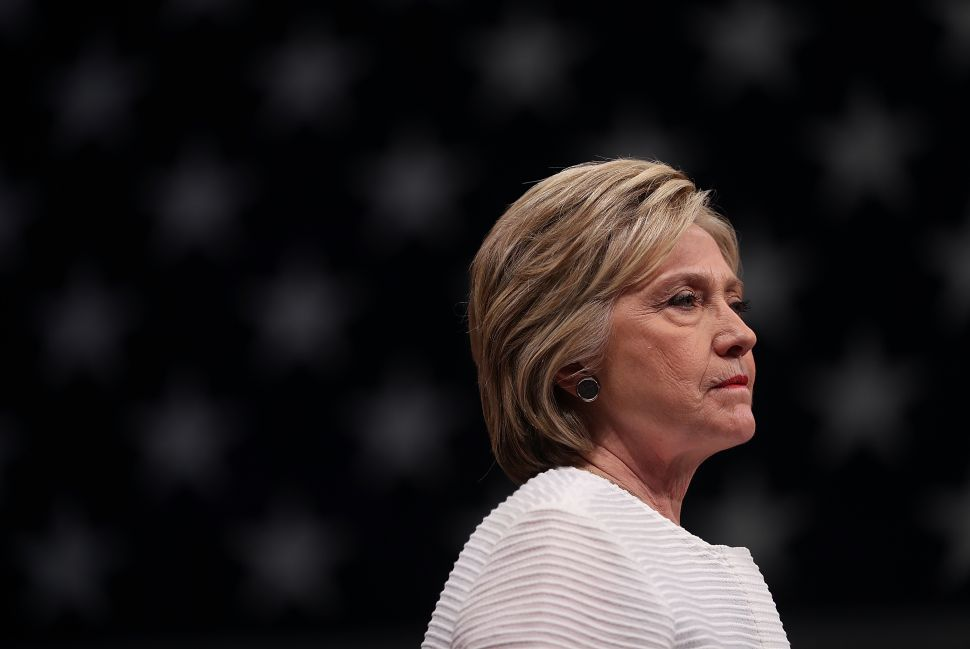 Hillary's the First Female Major Party Nominee—So What?
