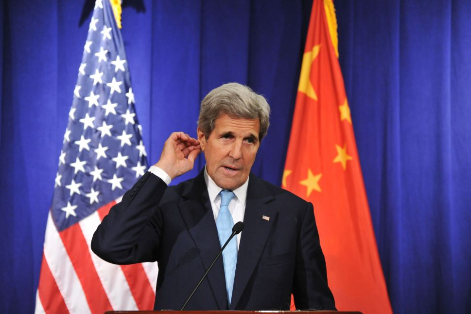 Cues From Kerry: Dissent Is No Longer the Highest Form of Patriotism