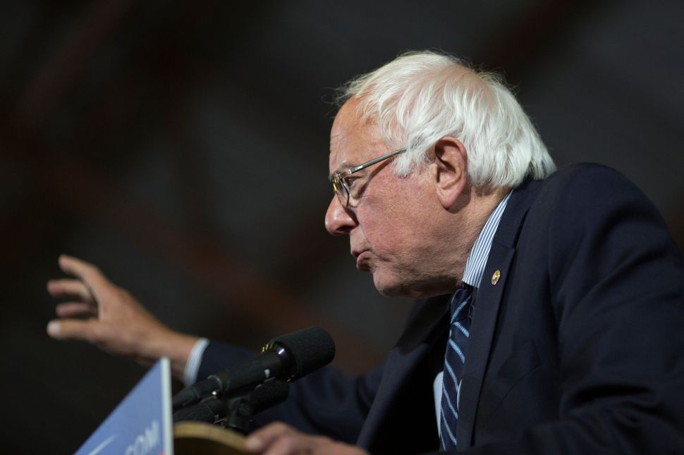 How Bernie Sanders Can Still Become President (of Vermont)