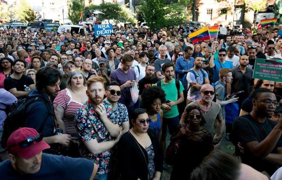 Afternoon Bulletin: Vigil Held at Stonewall, Food Cart Mafia and More