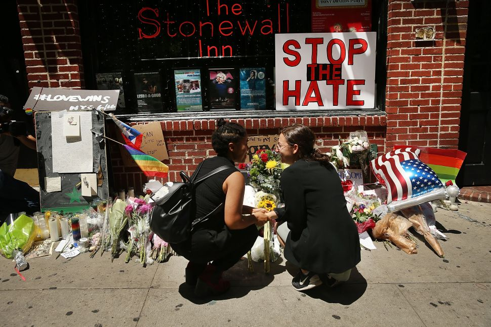 Afternoon Bulletin: Stonewall Becomes National Monument, Brexit Hits Wall St and More
