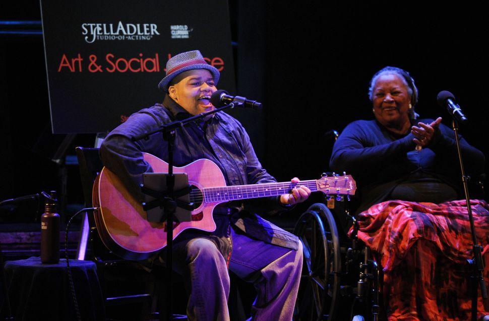 Toni Morrison, Sonia Sanchez, Ta-Nehisi Coates Talk Art, Activism at Rare Gathering