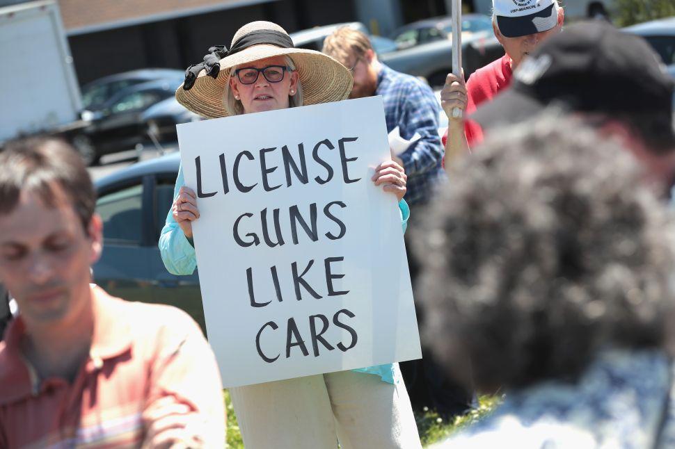 Democrats Prep Path to Victory on Gun Control