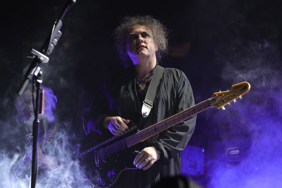 Of Course The Cure at Madison Square Garden Was the Best Thing Ever