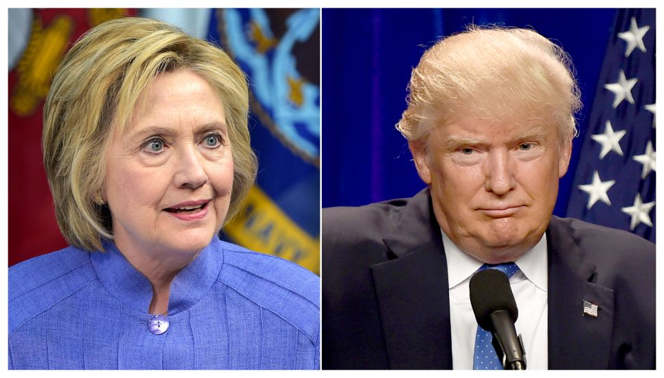 Do You Look More Like Trump or Clinton? This Facial Recognition Site Shows You in Seconds