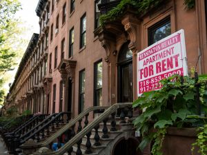 New Yorkers living in rent-stabilized apartments are hoping for a second consecutive year of rent freezes.