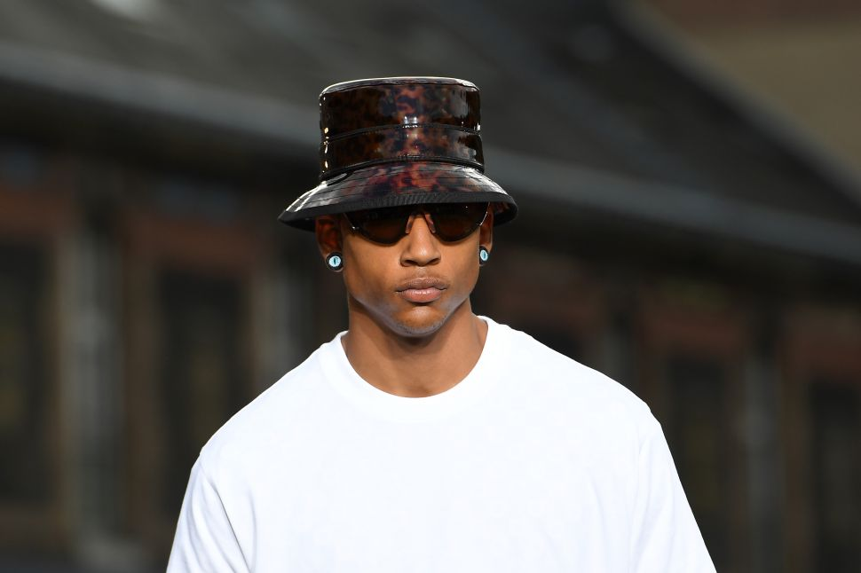 Would You Wear a Givenchy Bucket Hat?