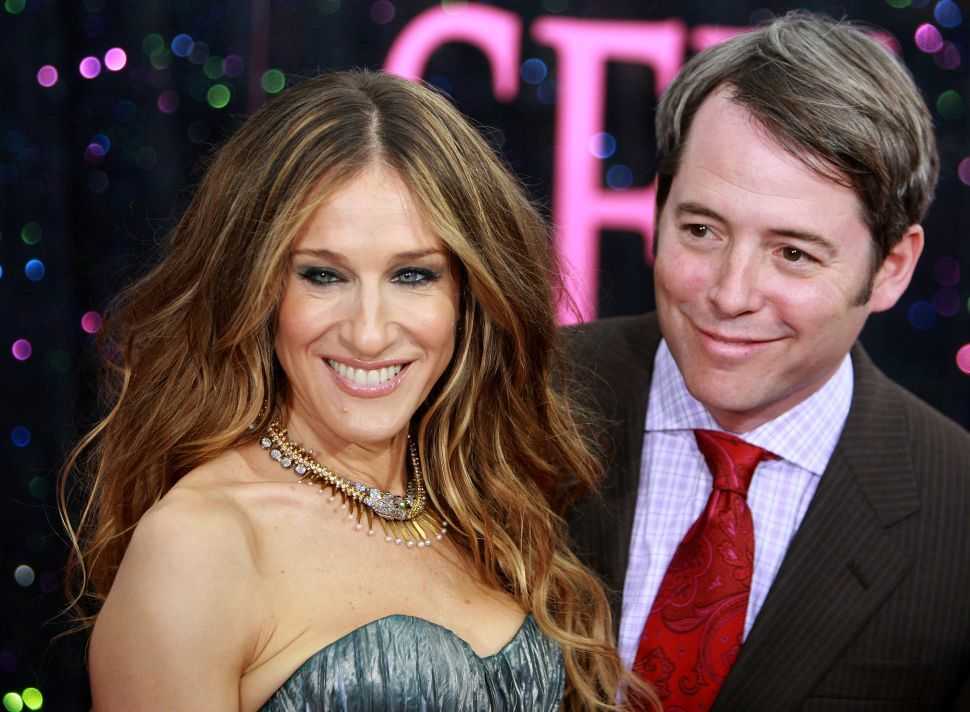 Sarah Jessica Parker and Matthew Broderick Just Bought a $34.5M West Village Mega-Mansion