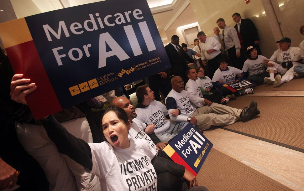 Let People Over 50 Buy Medicare to Boost the Economy
