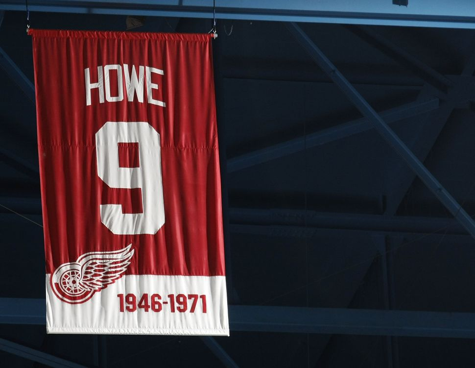 Memories of Gordie Howe, Hockey's Paul Bunyan and a Hero in the Motor City