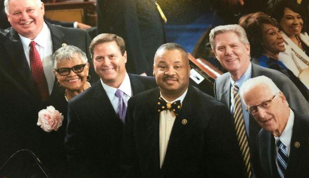 Members of NJ's Democratic congressional delegation.