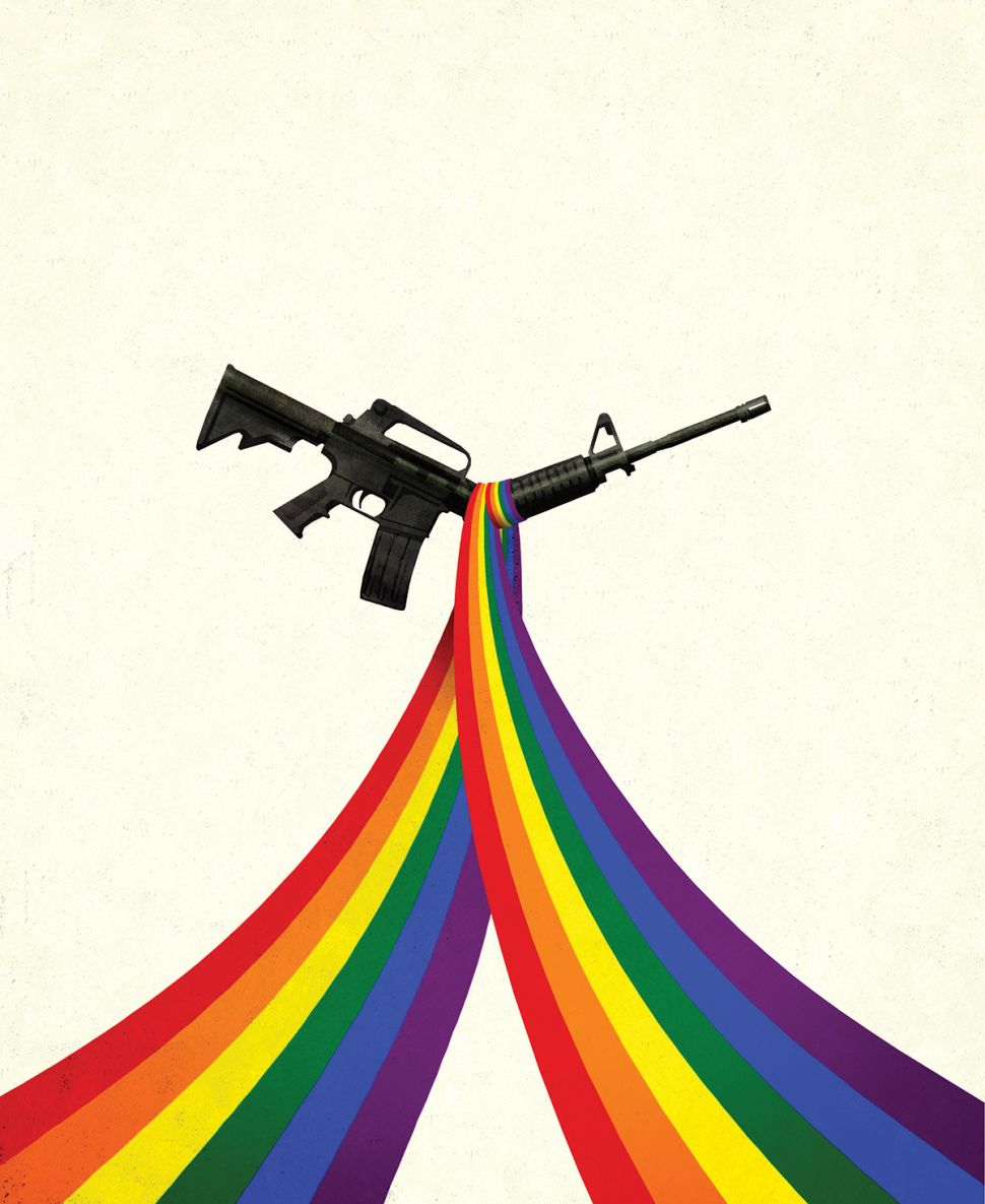 Rainbow Reinforcements: Gay Rights Advocates Take Aim at the NRA