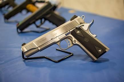 History of U.S. Gun Laws