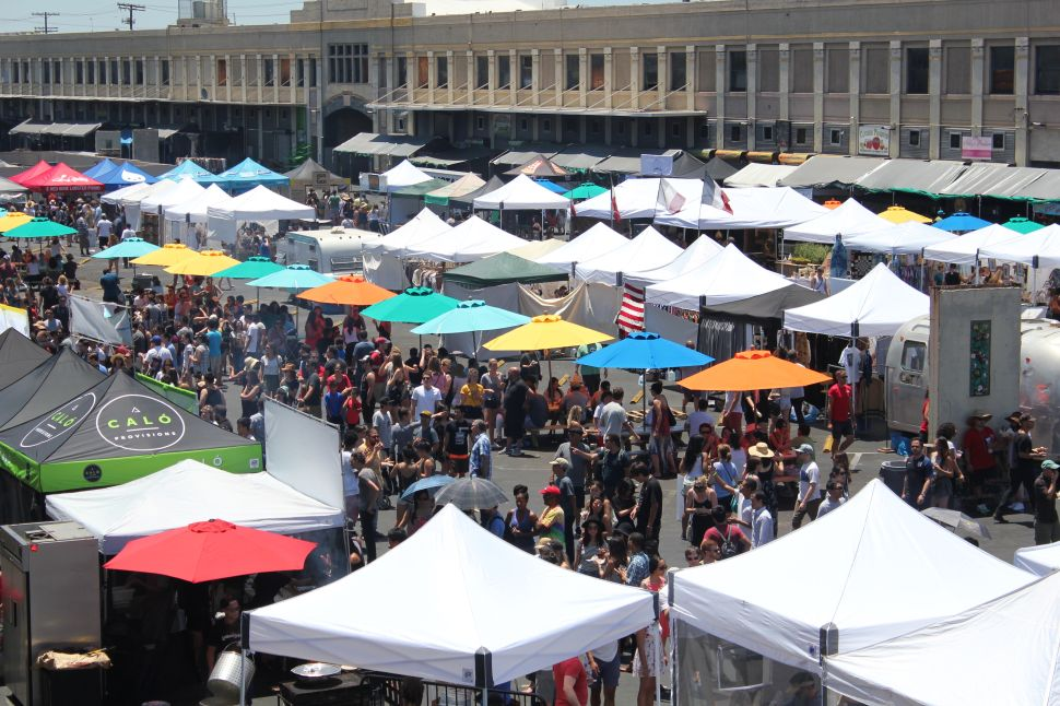 Five Reasons Why Smorgasburg L.A. Beats Smorgasburg BK