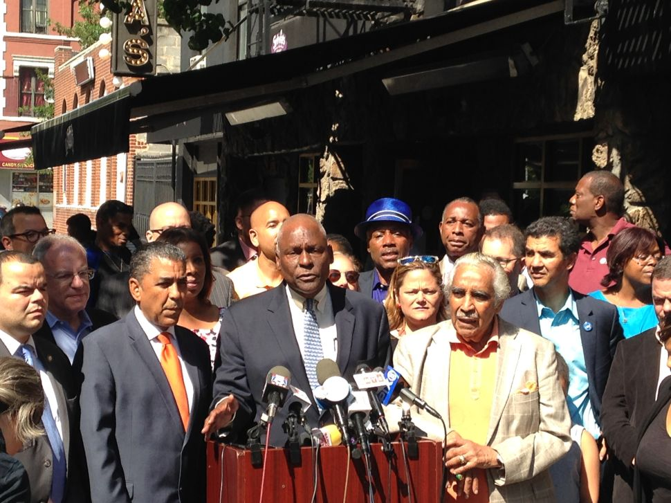 Candidates For Rangel Seat Push for Racial Reconciliation After Divisive Primary