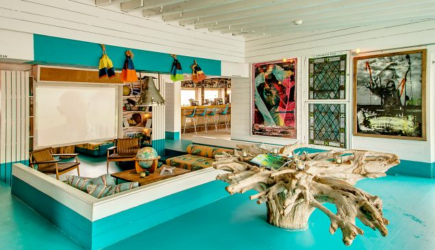 Surf Lodge.