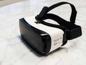 This year many people used Samsung's Gear VR to watch the Rio Olympics.