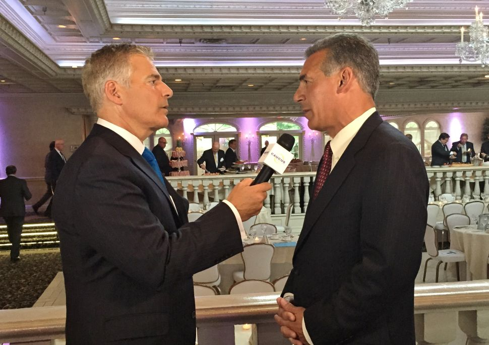 NJ Capitol Report: Ciattarelli Says There is No Room for a State Level Estate Tax