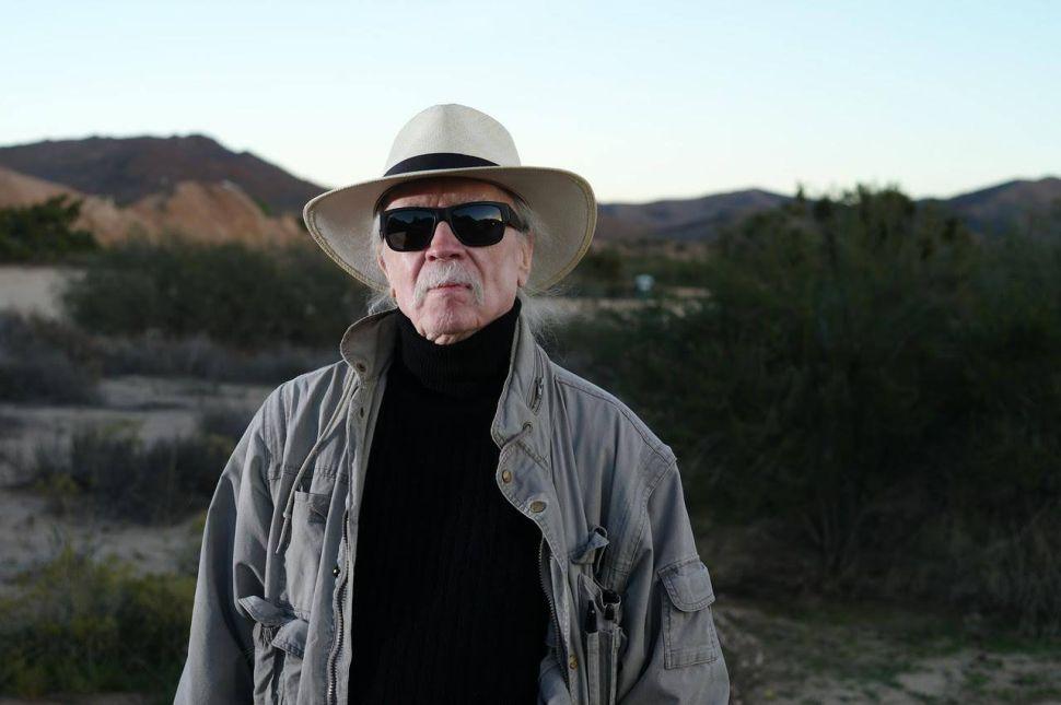 John Carpenter Returns to Score Our Nightmares