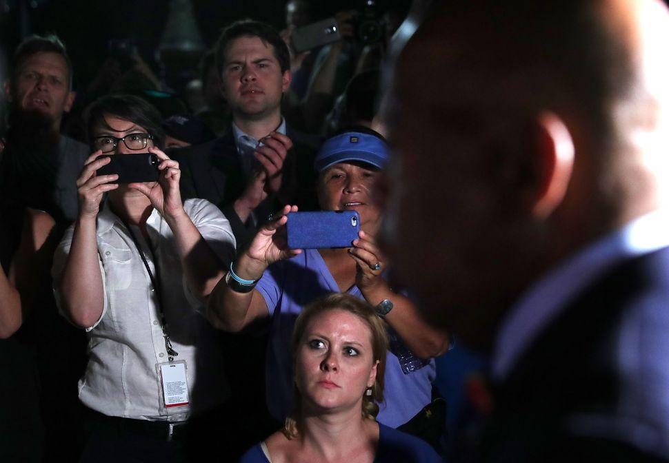 #NoBillNoBreak—How Political Strategy Met Social Media in the House of Reps