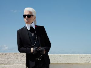 Karl Lagerfeld is joining the world of interior design.