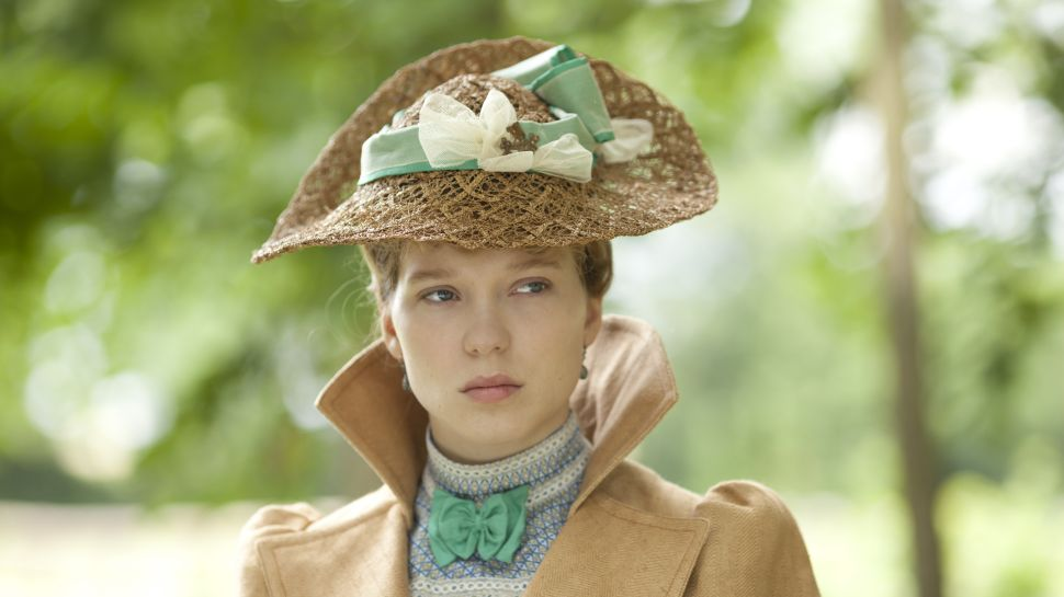 Léa Seydoux Shines in 'Diary of a Chambermaid'