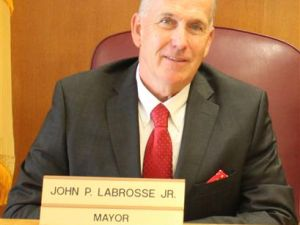 Hackensack Mayor John Labrosse is pursuing his second term.