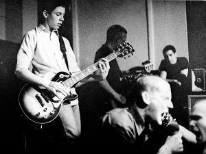 That's Minor Threat, a hardcore band I grew up loving. They knew how to build an audience, by finding people who loved what they did.