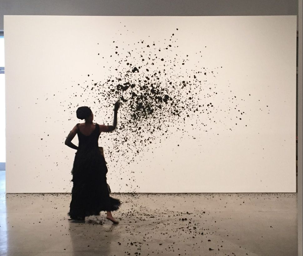 Why Artist Wangechi Mutu Chooses to Perform in Secret
