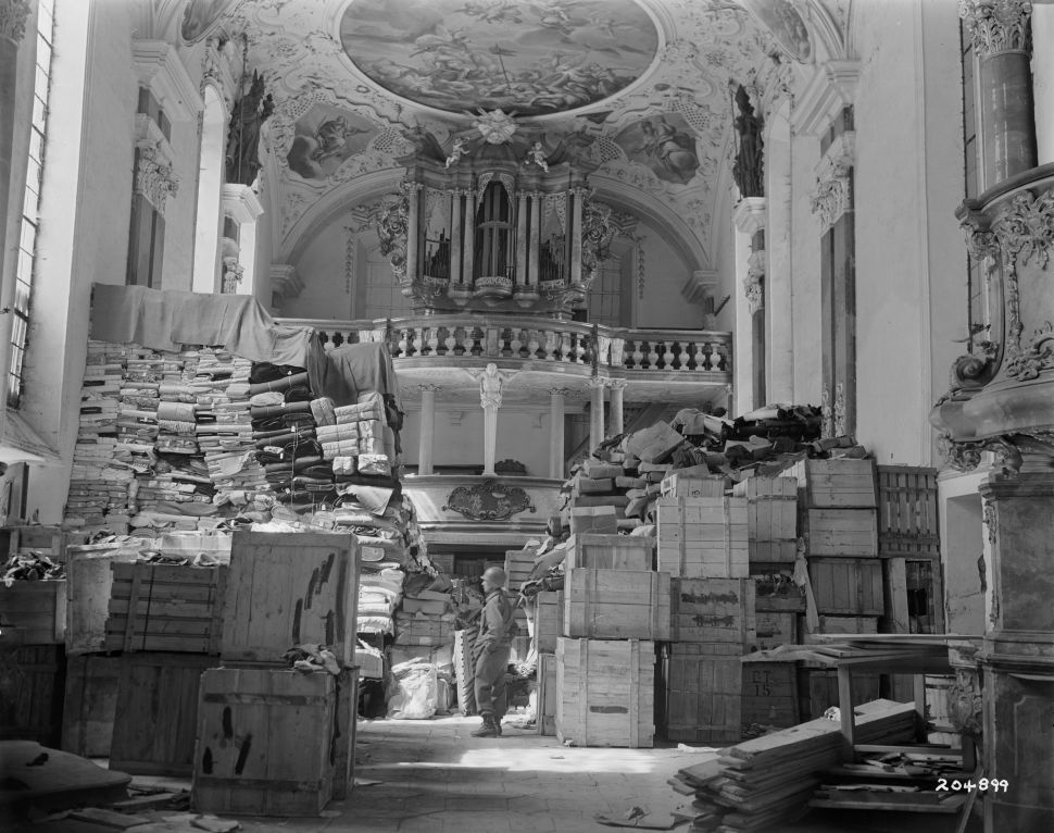 Bavaria Sold Nazi Looted Art Back to Nazis: Report