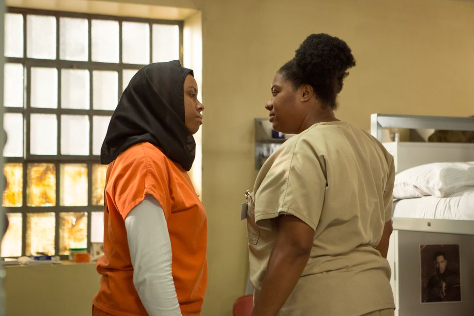 'Orange is the New Black' Star Calls New Episodes 'Jaw-Dropping'