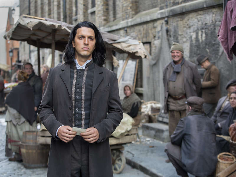 'Penny Dreadful' Star on Dr Jekyll, Mr Hyde and 'Closeness' with Victor Frankenstein