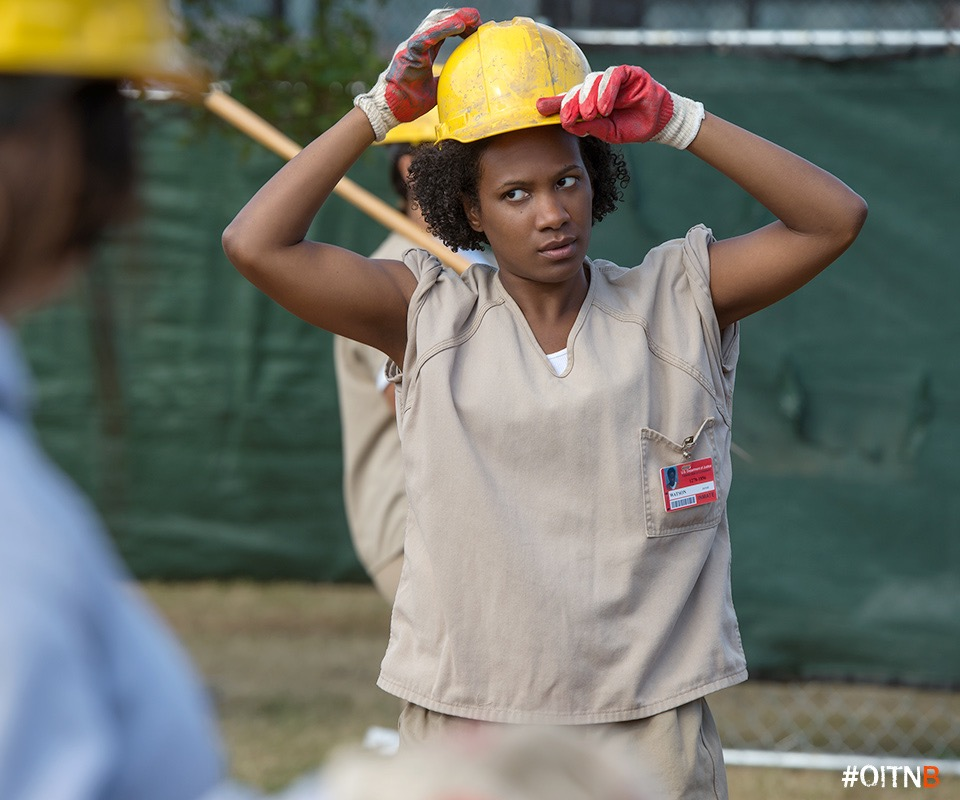 How 'Orange is the New Black's' Track Star Trains for a Real Race