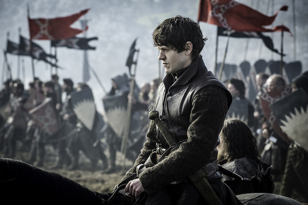 Iwan Rheon on Whether Ramsay Bolton Is Worse Than Hitler