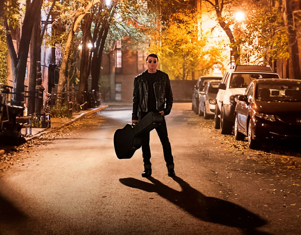 Richard Barone Breathes New Life Into the Golden Age of Village Folk