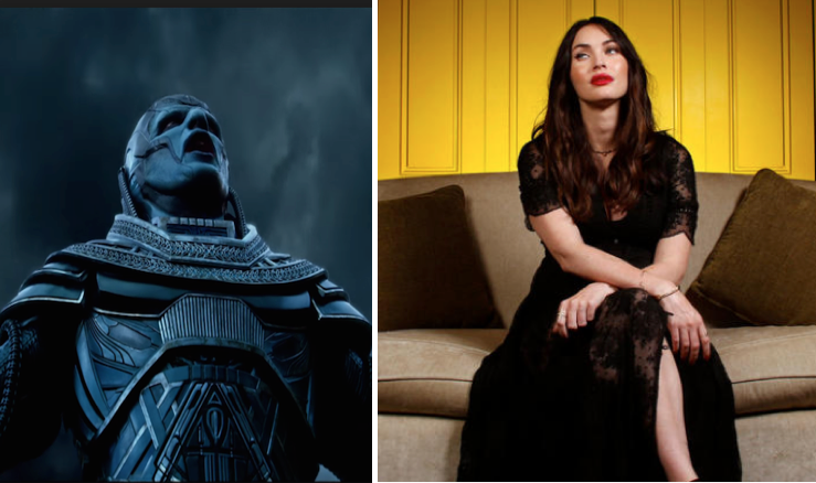A Super-Villain Speech, From Megan Fox and Apocalypse